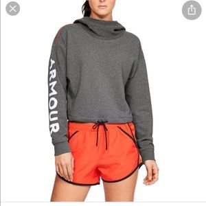 Under Armour be seen hoodie
